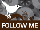 Follow me on Twitter badge