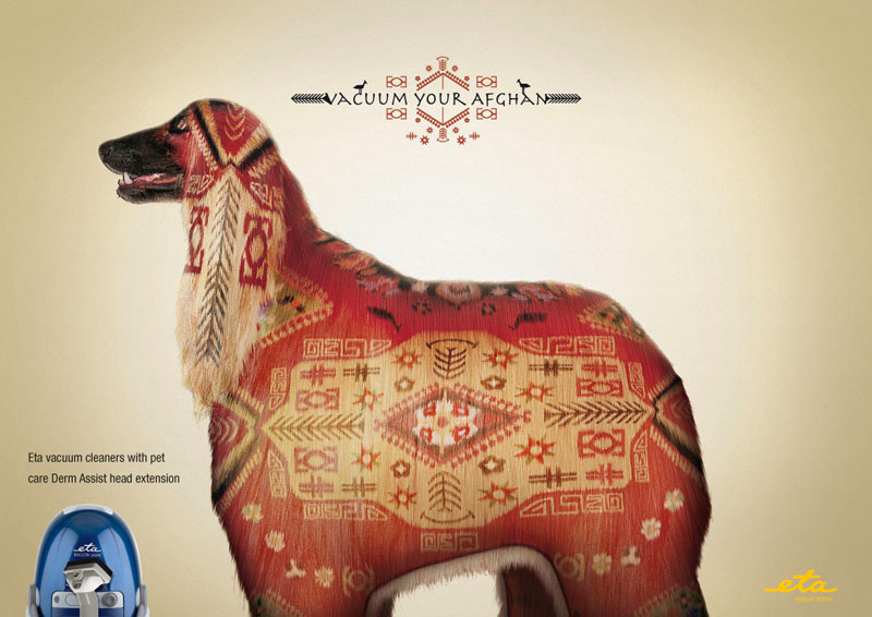 Cool Ad Of The Day Vacuum Your Persian Print