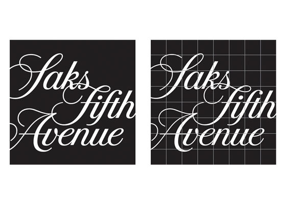 saks logo Dissecting the Trend: Dynamic Logos & Brands