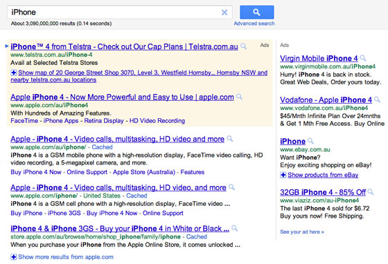extended sitelinks5 Google's new extended sitelinks: What do they mean for your business