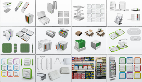 7 Packaging Design: Help Remedies 2.0