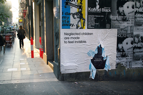 invisible2 thumb Ad of the Day: Australian Childhood Foundation, 'Invisible'