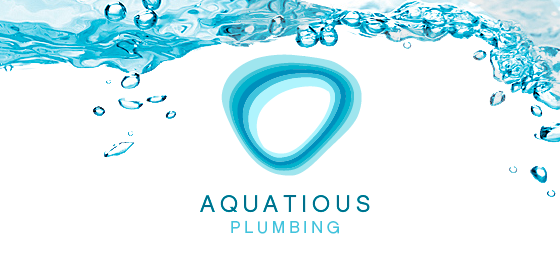 aquatious thumb Logo Design