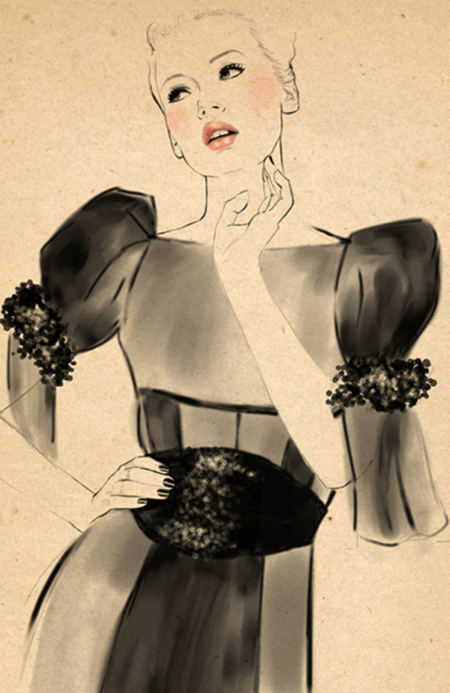 Sandra Suy Fashion Illustrati title=