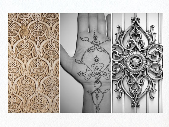 Arabesque Logo Design