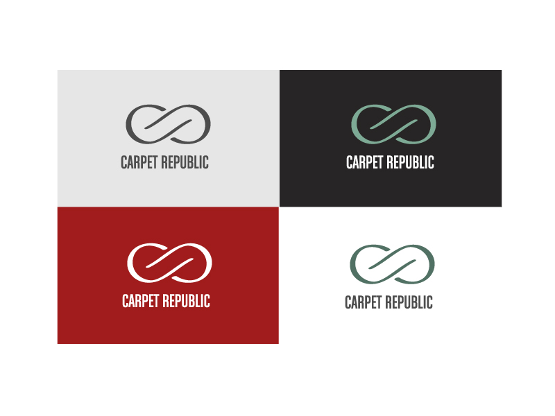 carpet2 9 Carpet Republic Logo Design
