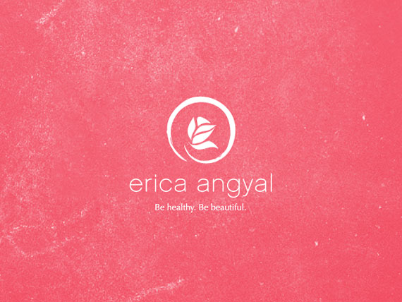 Erica Angyal Logo Design and Branding