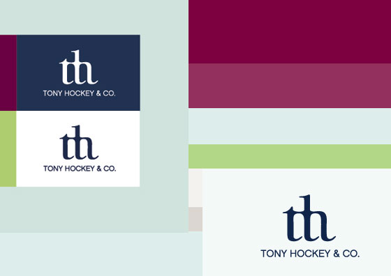 tonyhockey 1 Tony Hockey Logo Design