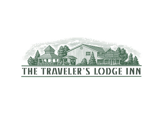 Travelers Lodge Logo Inspiration: Steven Noble (of Amex Centurion and White House fame)